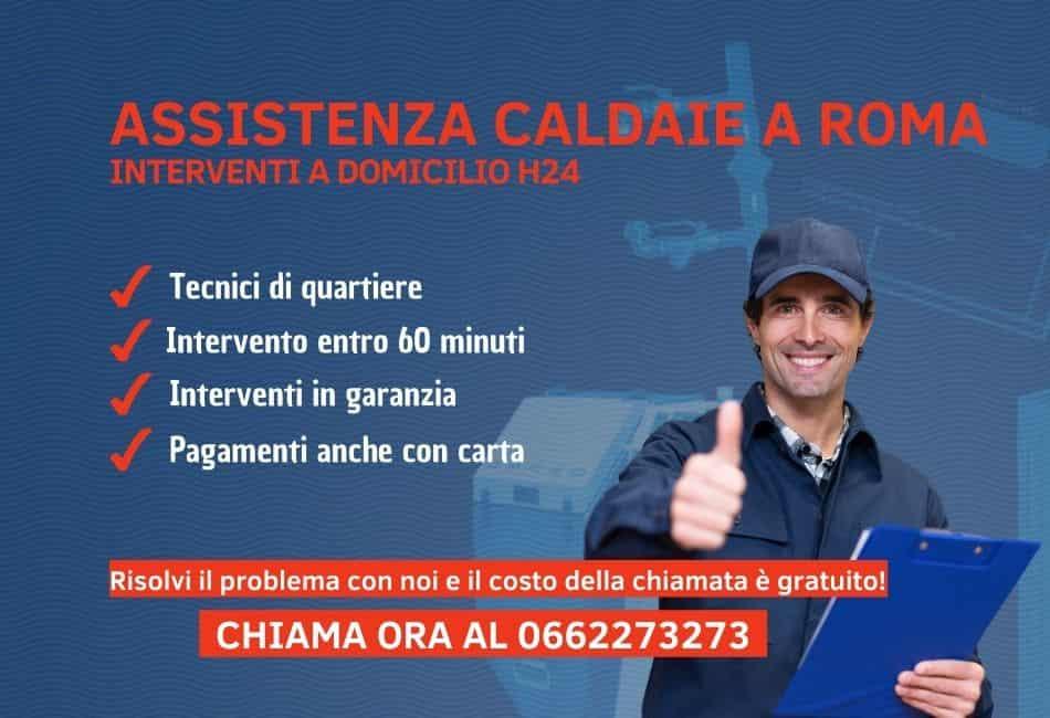 Assistenza Caldaie a Roma